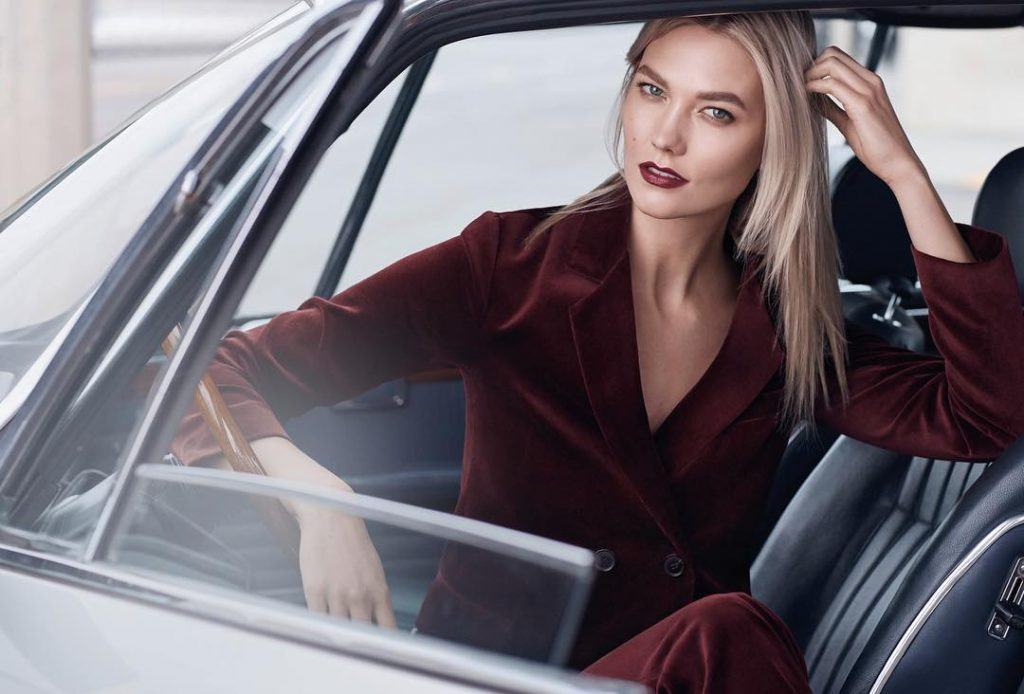 A Day in the Life of Supermodel Karlie Kloss