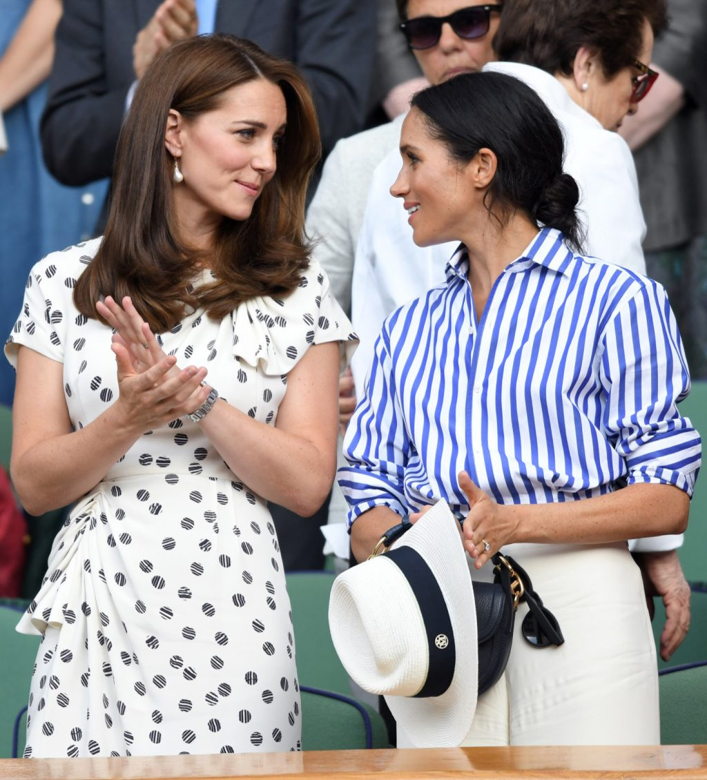 Kate Middleton and Meghan Markle's Sisters' Day Out
