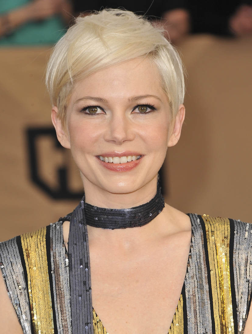 Michelle Williams at 2018 SAG Awards