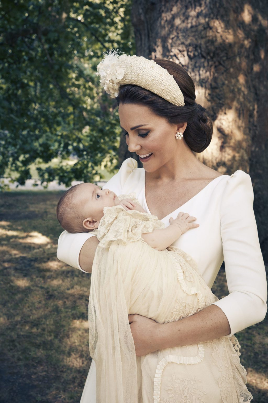 Be Still, Our Hearts — Prince Louis' Christening Photos Are Here