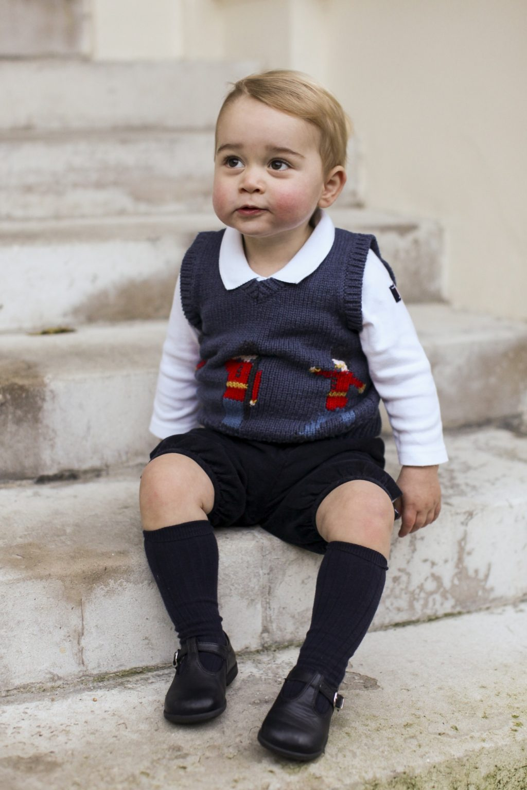 Why Everyone Is Still Talking About Prince George's Birthday Portrait