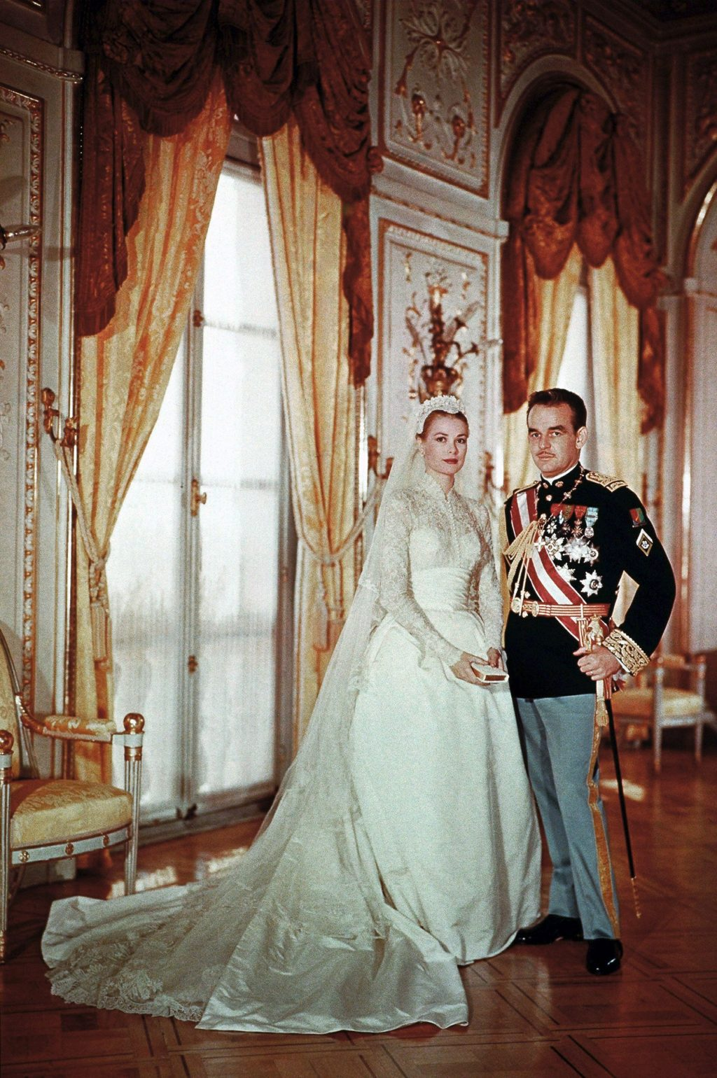 The 25 Most Iconic Wedding Dresses of All Time