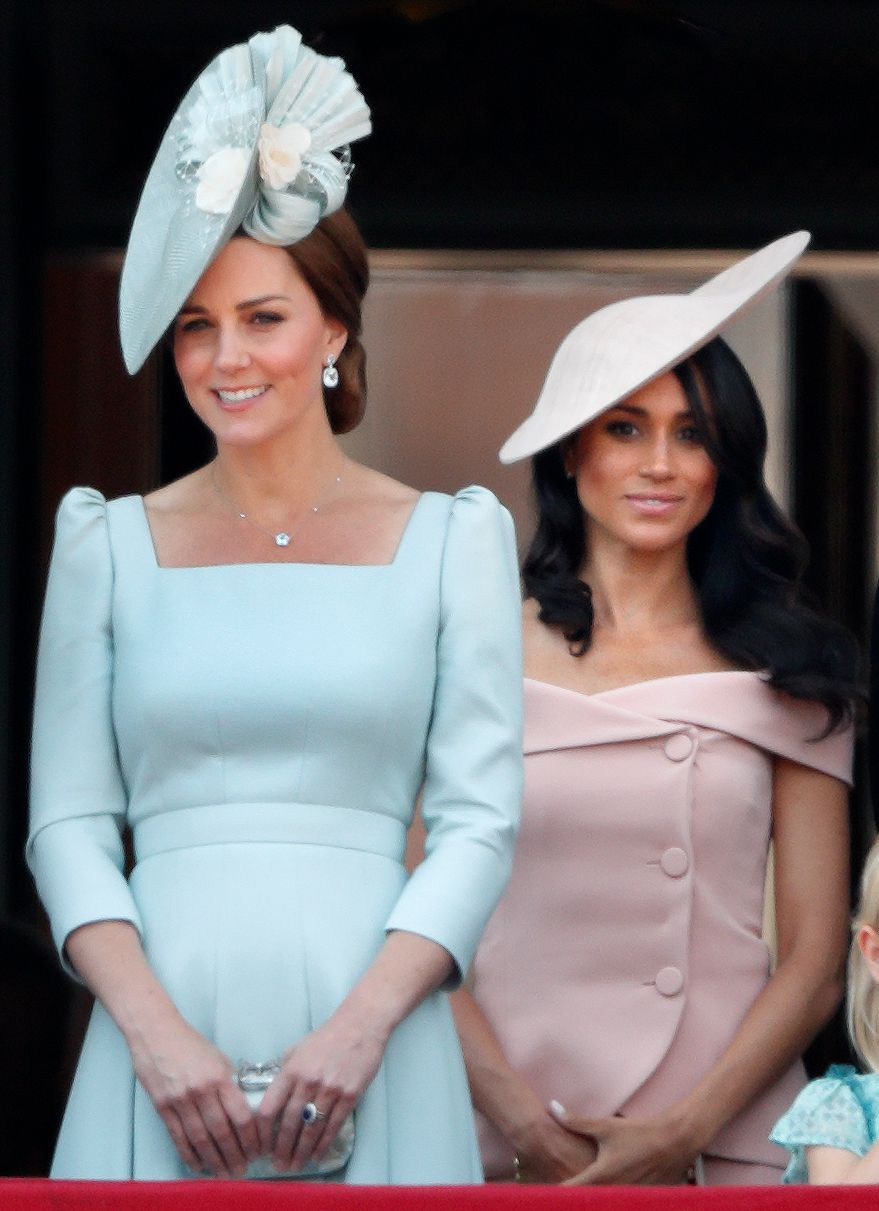 It's a Hat-Off! Kate vs. Meghan — Who Wore It Best?