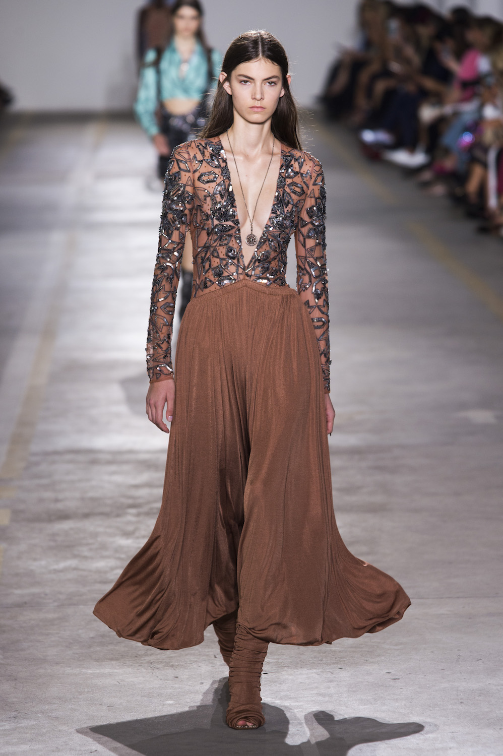 Roberto Cavalli Gets Physical for Spring/Summer 2019