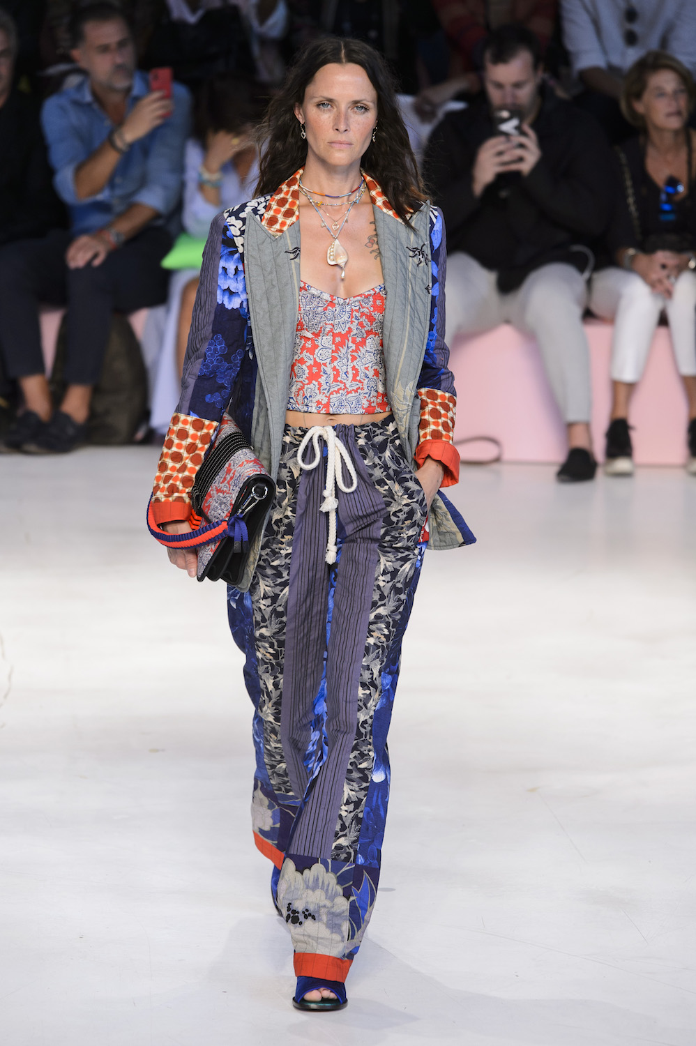 Spring etro runway review photo