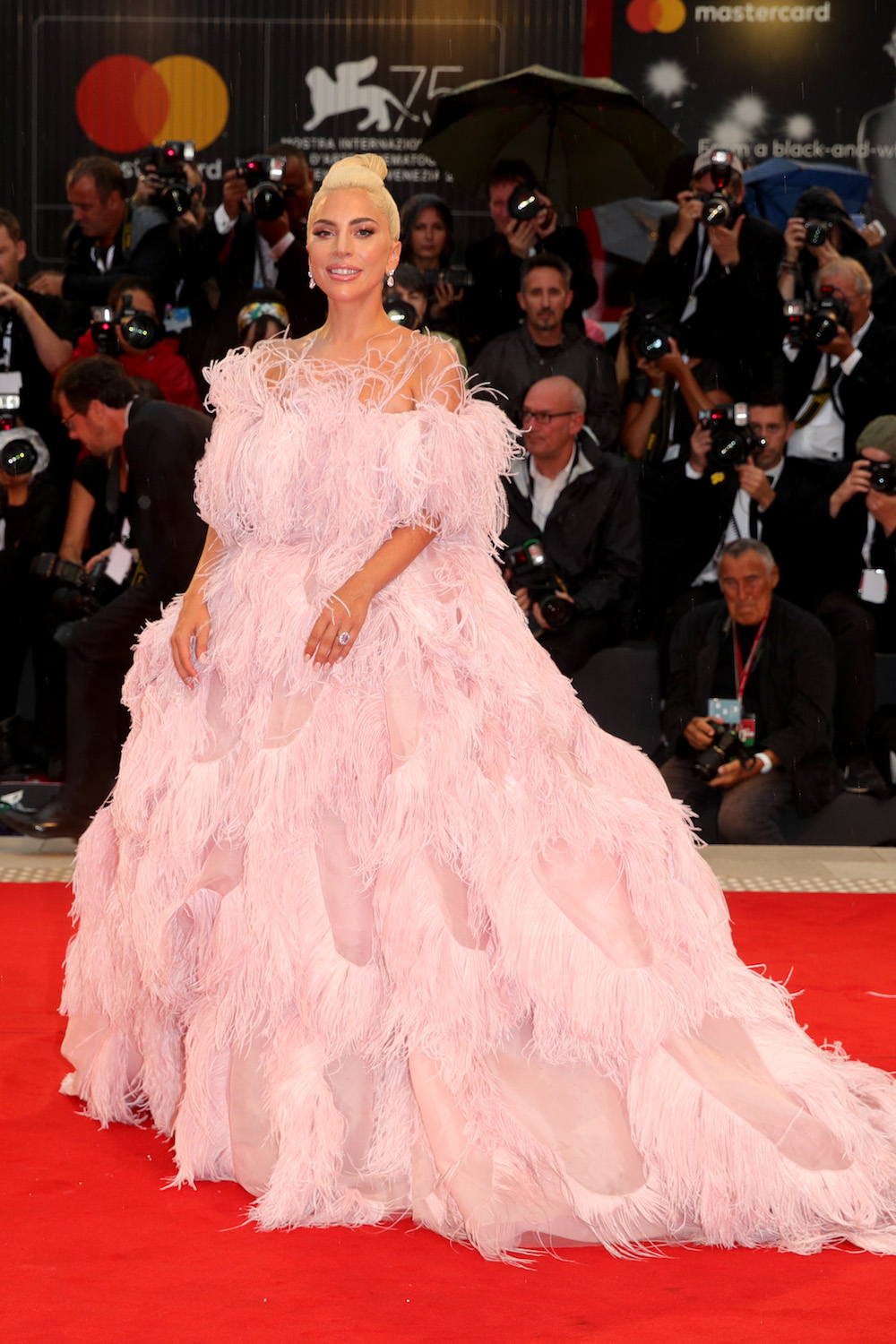 Lady gaga in Valentino Couture
