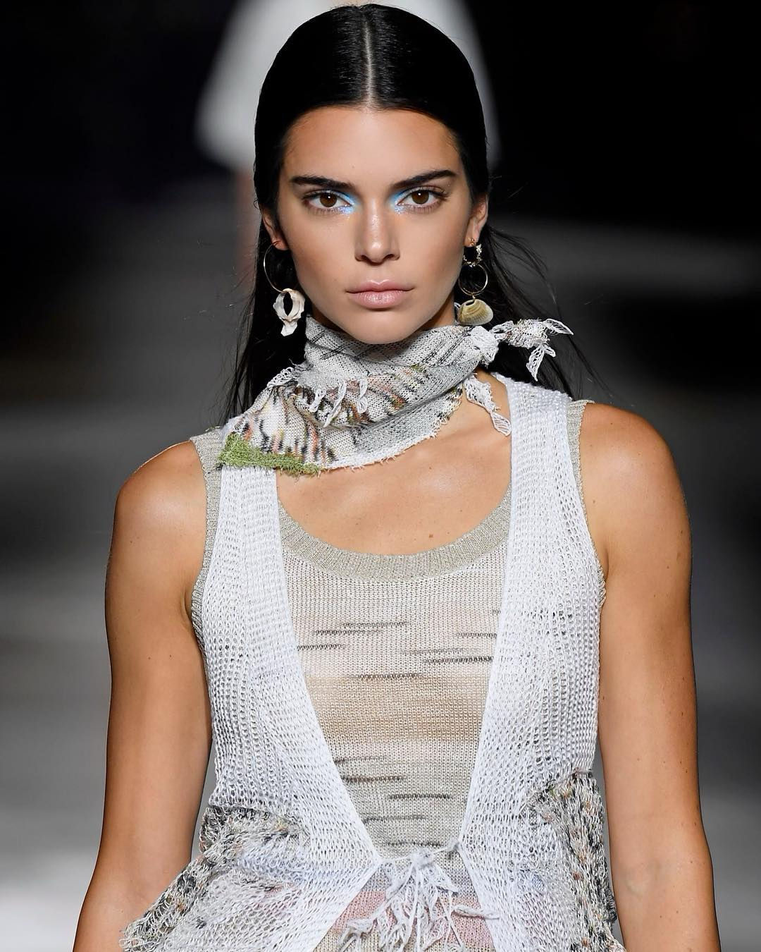 MFW SS19 beauty Missoni