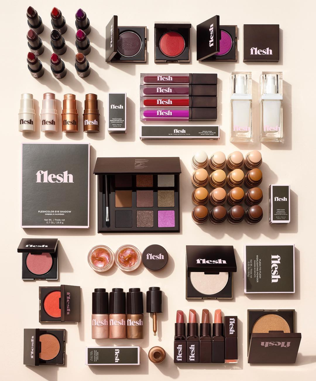 Budget Beauty brands 2018 Flesh BEauty