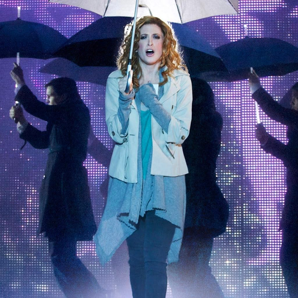 molly in ghost the musical