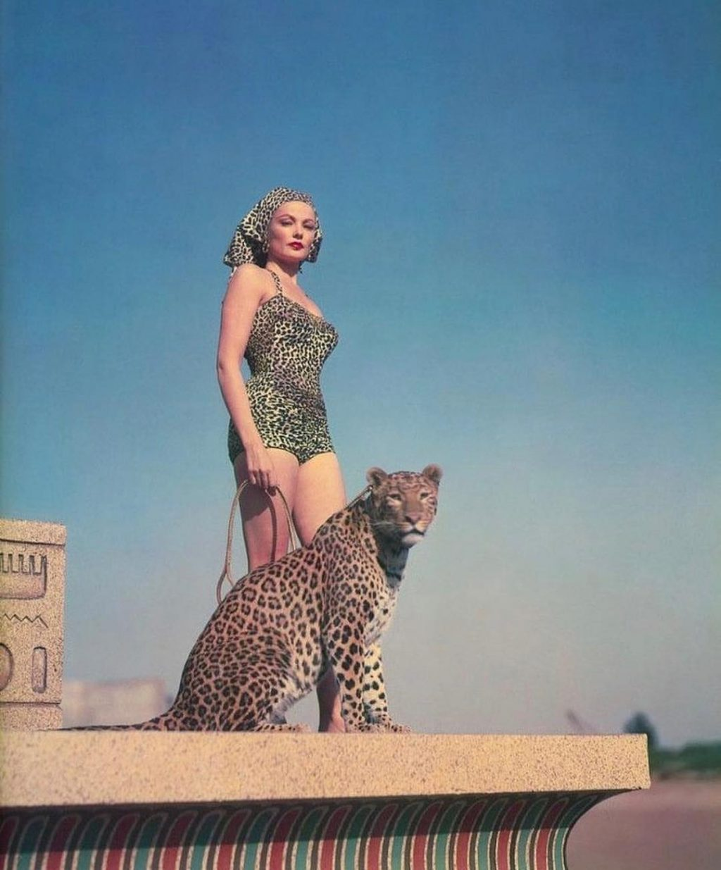 Is This Proof of Leopard Print's Enduring Appeal?