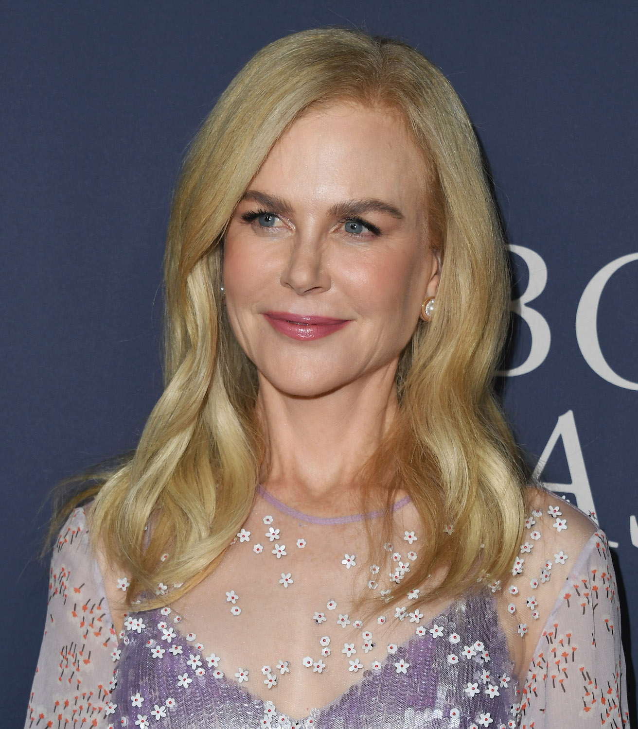 "Nicole Kidman attends the premiere of Focus Features' ""Boy Erased"" at Directors Guild Of America on October 29, 2018 in Los Angeles, California."