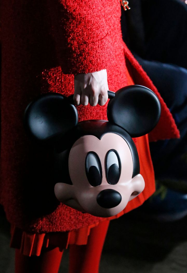 Mickey (Yes, the Mouse) Is Suddenly Everywhere in Fashion