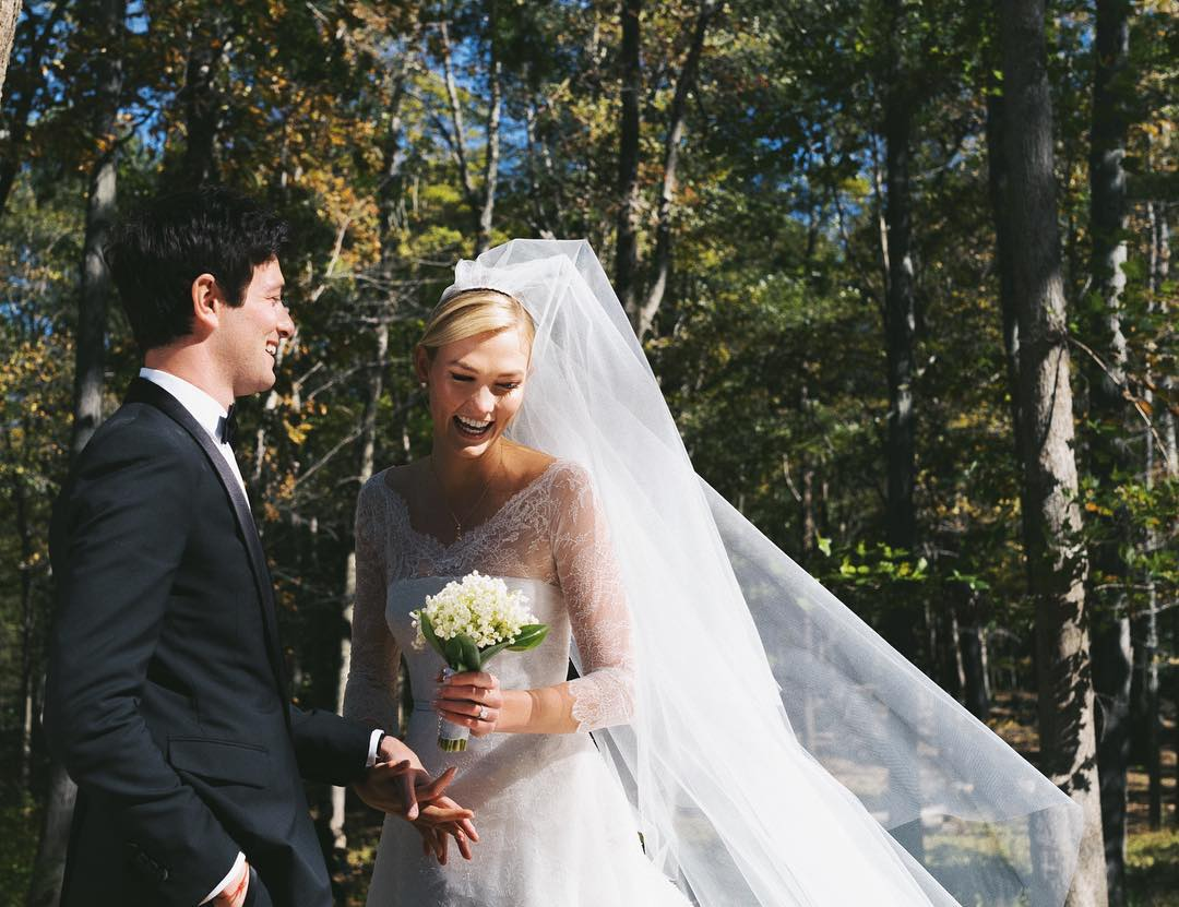 Karlie Kloss wedding