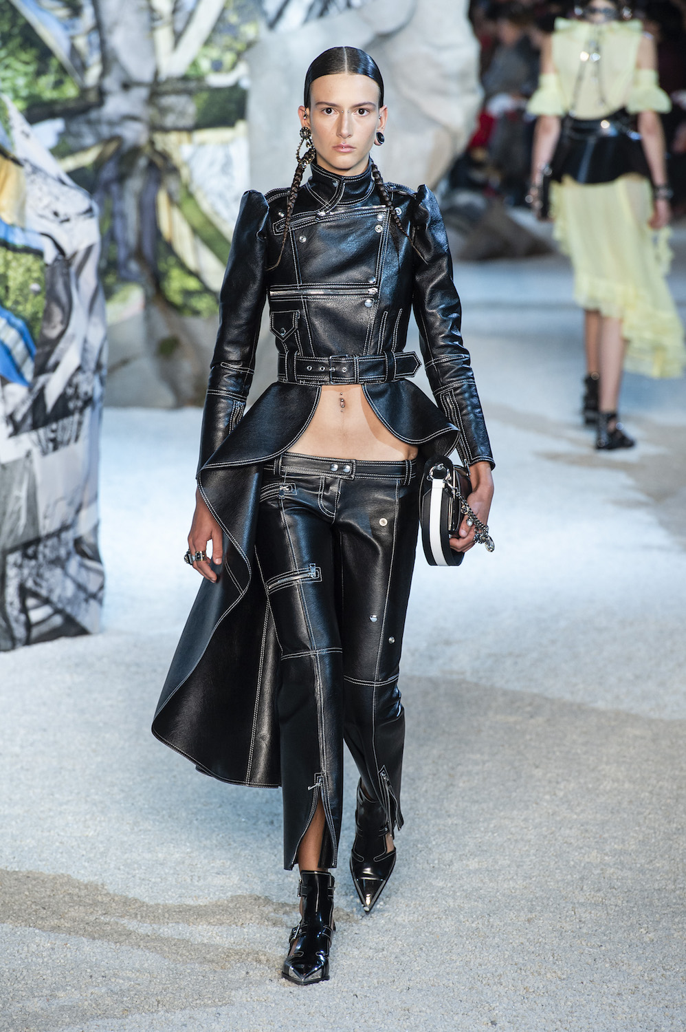 Alexander McQueen s Spring Collection Reminds Us of Fashion s Fantasy Side.  41 OPEN GALLERY 4a9ea6a523548