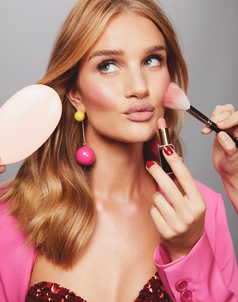 Rosie Huntington-Whitley Rose Inc