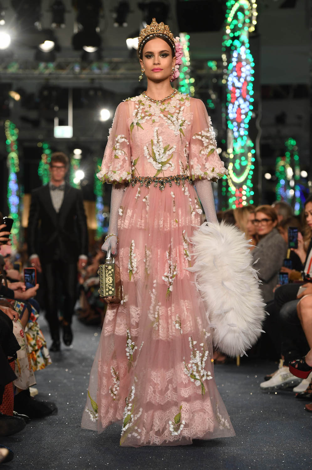 Dolce & Gabbana Dazzles Dubai with Dinner and a Show