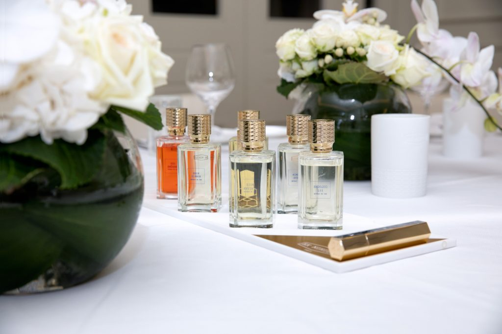 Savoir Flair Hosts an Intimate Luncheon in Honor of Ex Nihilo's New Parfum