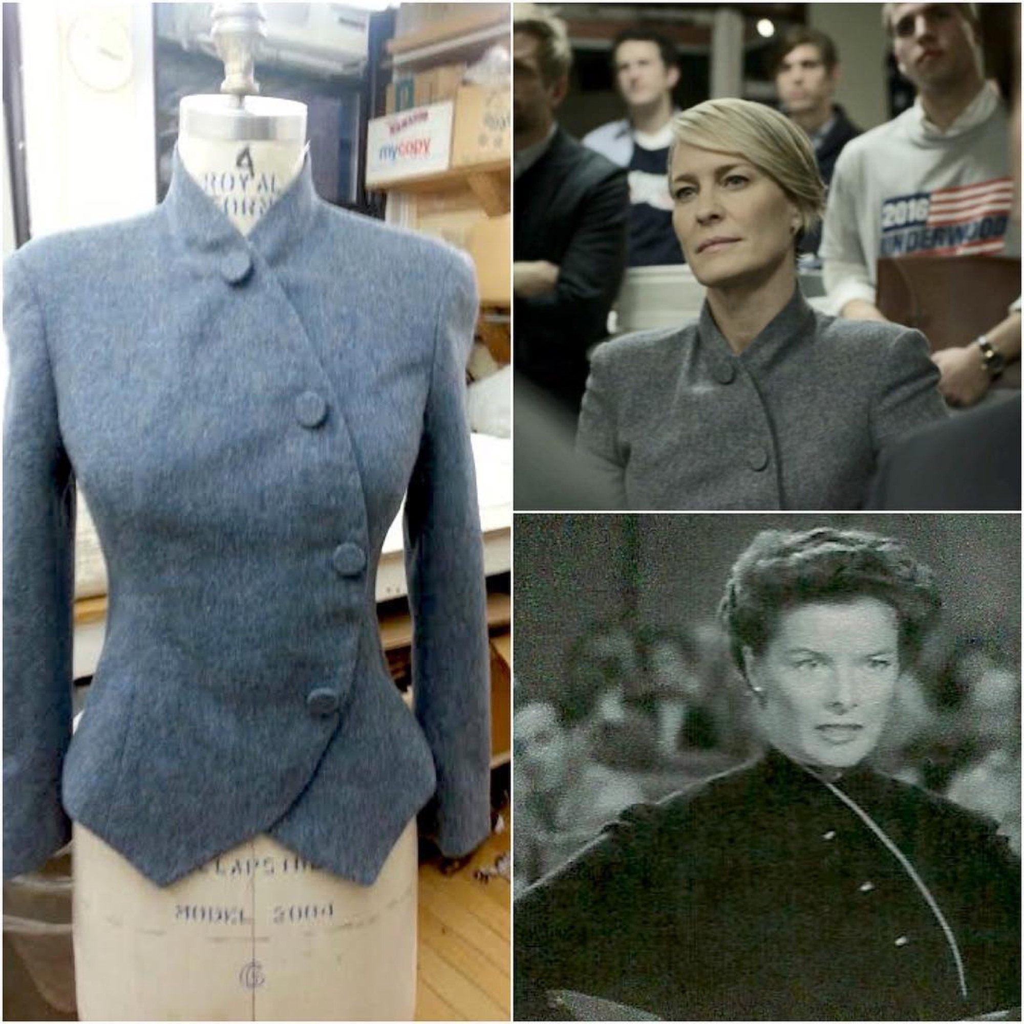 kemal harris claire underwood house of cards jacket