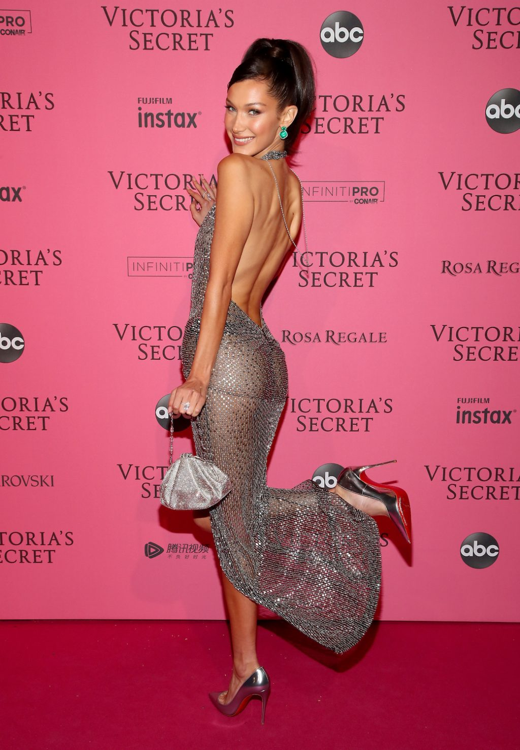 Is It Hot in Here or Is It Just These Victoria's Secret Models?