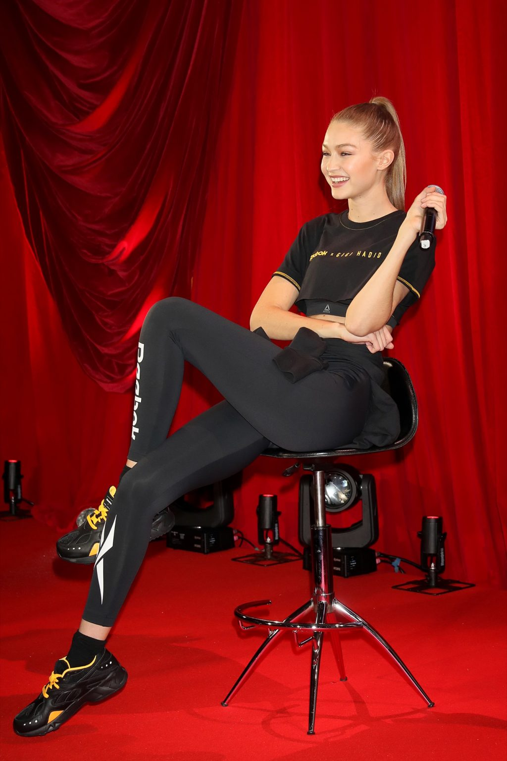 Gigi Hadid Is Why We Want – No, Need – Another Pair of Sneakers