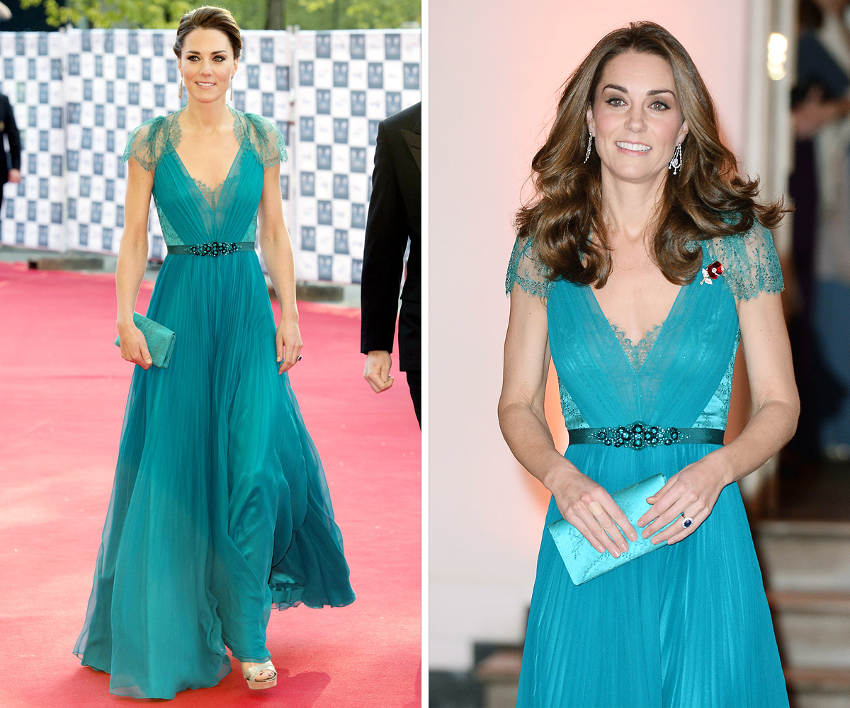 Kate Middleton J Mendel gown