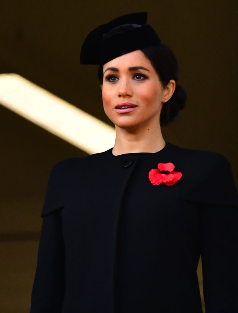 Kate Middleton and Meghan Markle Reunite in Style for Remembrance Day