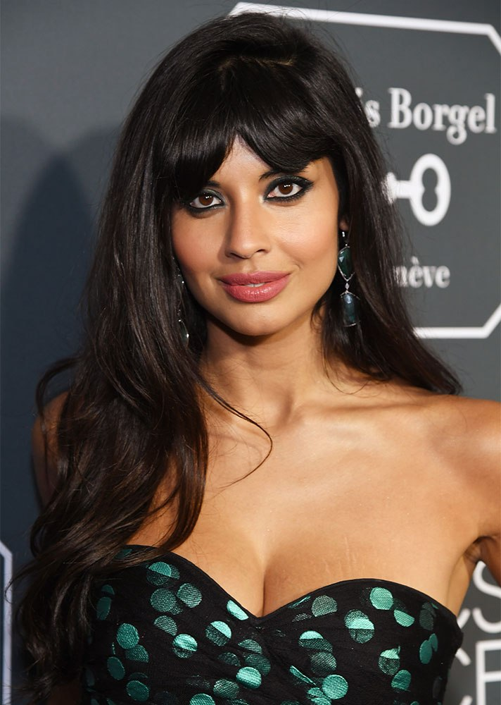 critics choice awards beauty jameela jamil