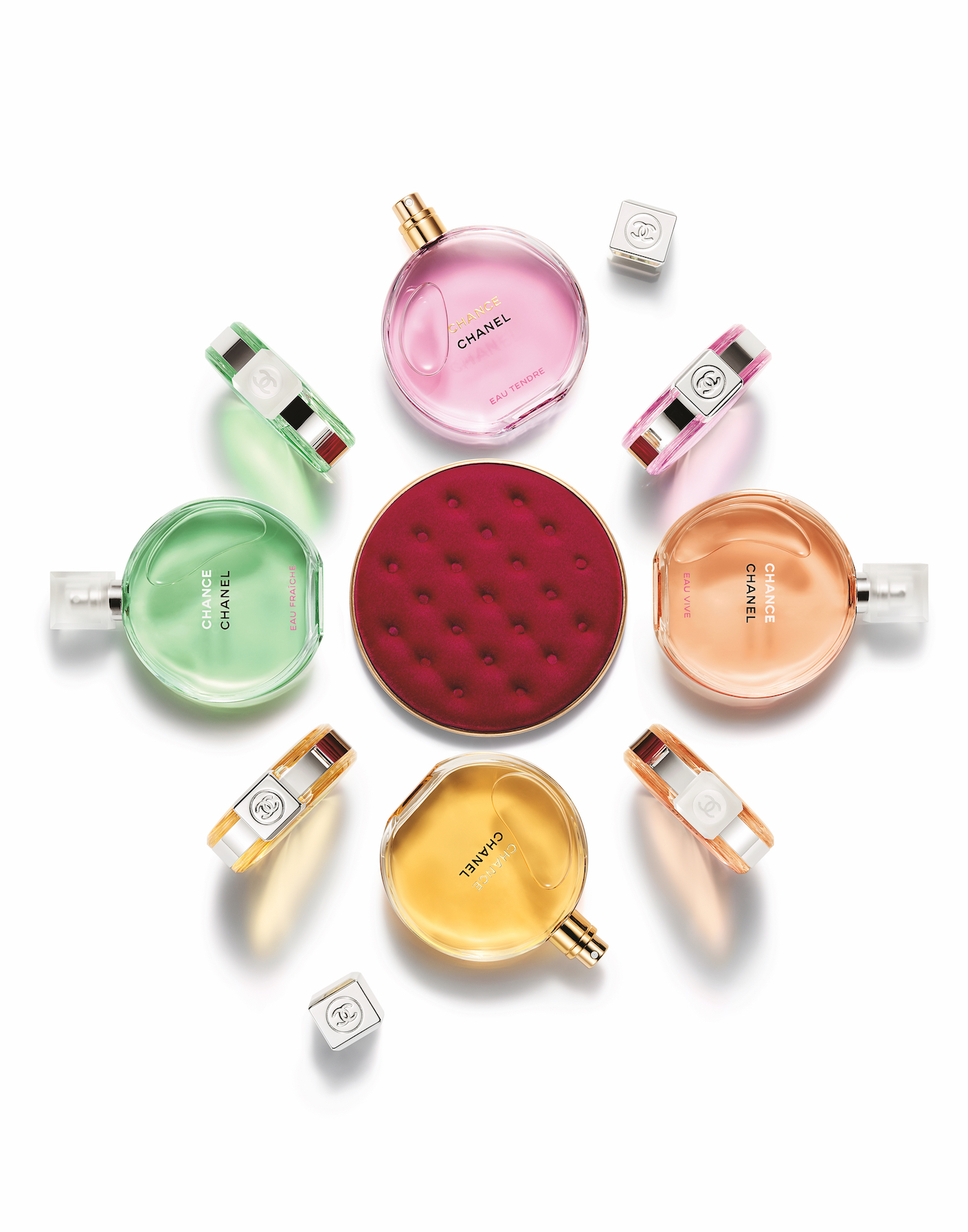 5 Things Worth Knowing About The Chanel Chance Perfume Savior Flair
