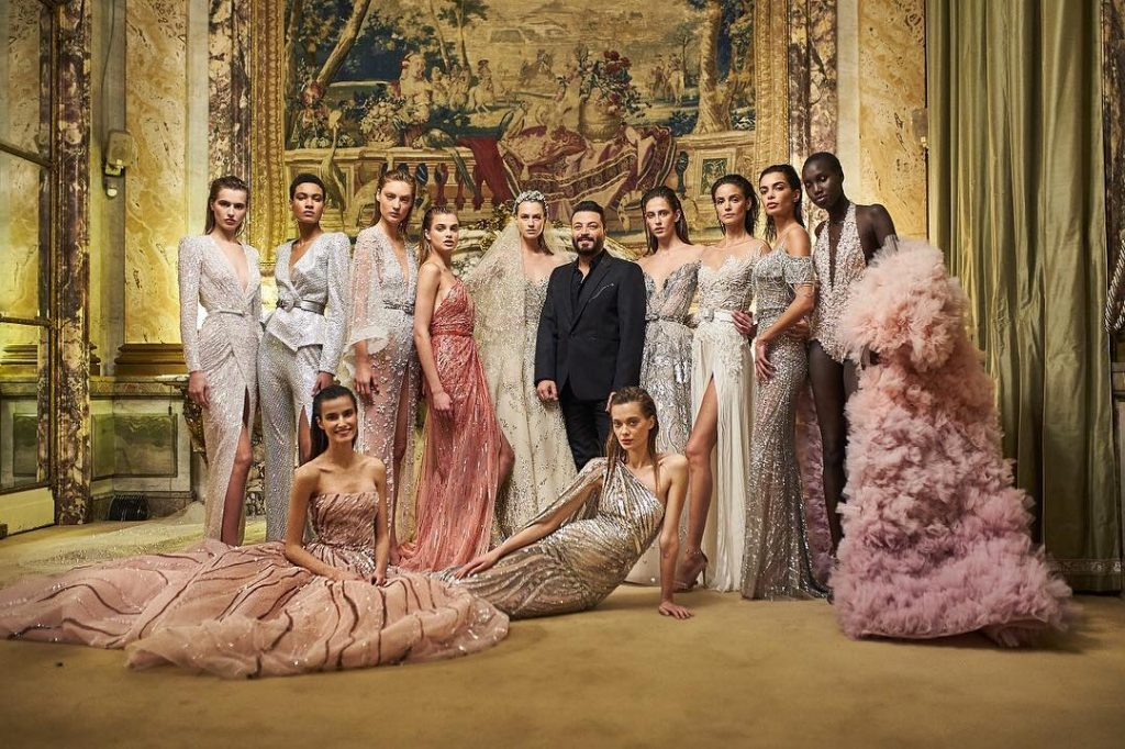 These Arab Designers Dominated Couture Week – Again