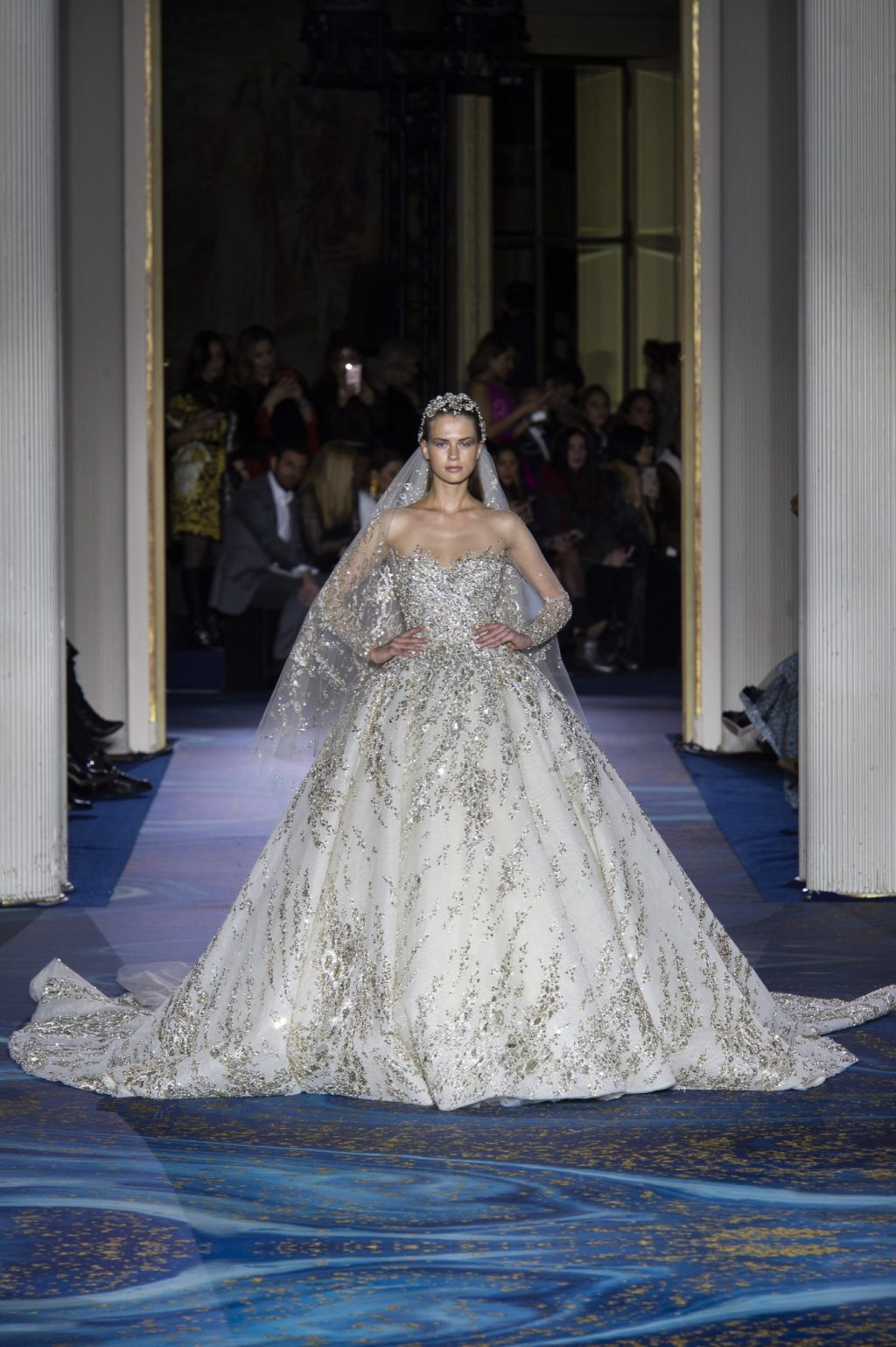 Zuhair Murad Captures the Beauty of the Sea for Spring 2019 Couture