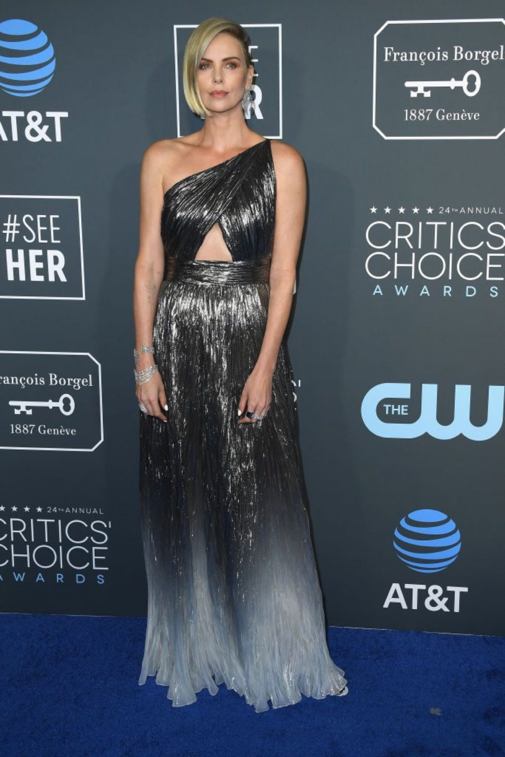 Who Wore What: The Best of the 2019 Critics' Choice Awards Red Carpet
