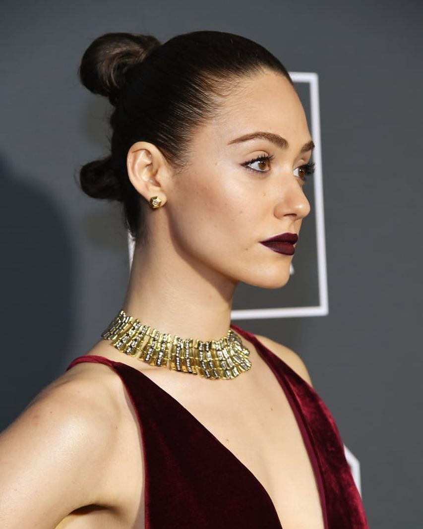 critics choice awards beauty emmy rossum