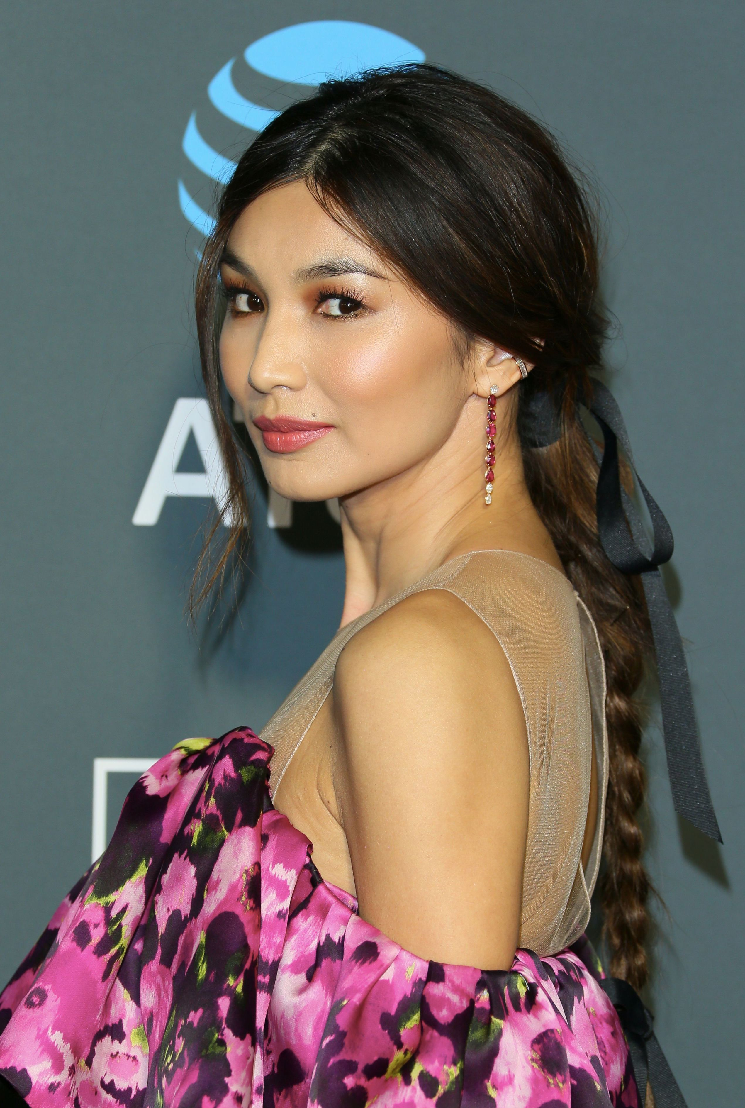 critics choice awards beauty gemma chan