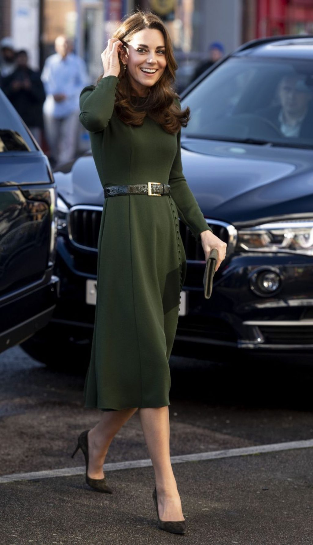 Kate Middleton's Latest Look Has a Surprisingly Empowering Message