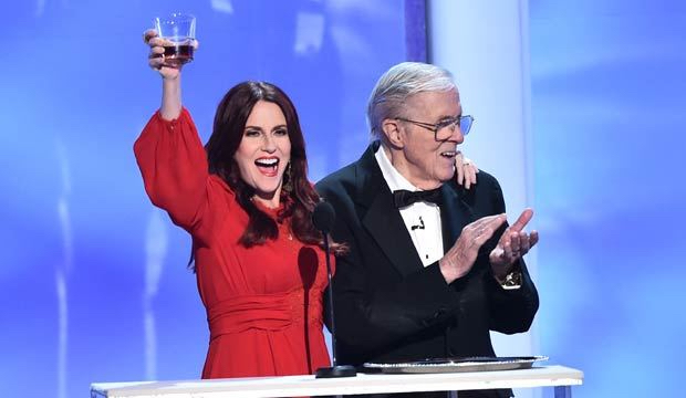 megan mullally sag awards 2019