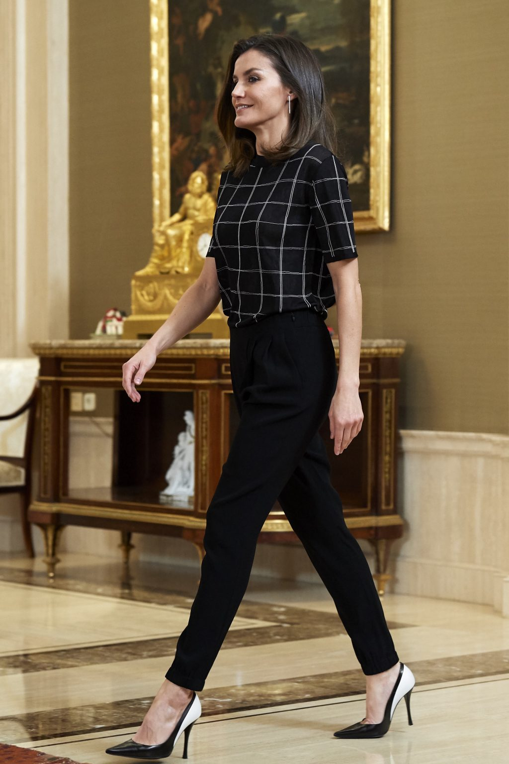 Why Queen Letizia's Latest Look Is More Boss than Royal