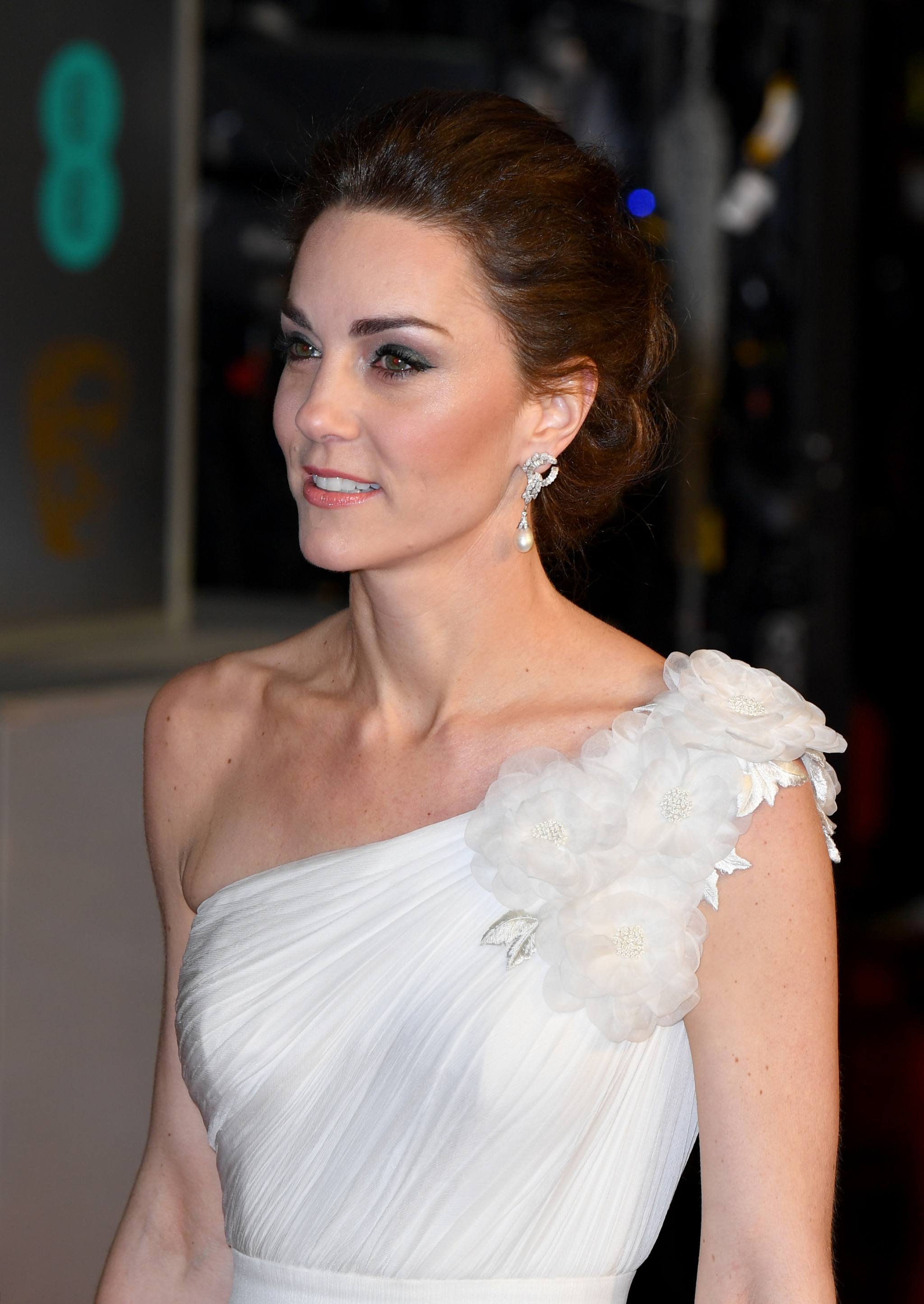 2019 BAFTAs beauty kate middleton