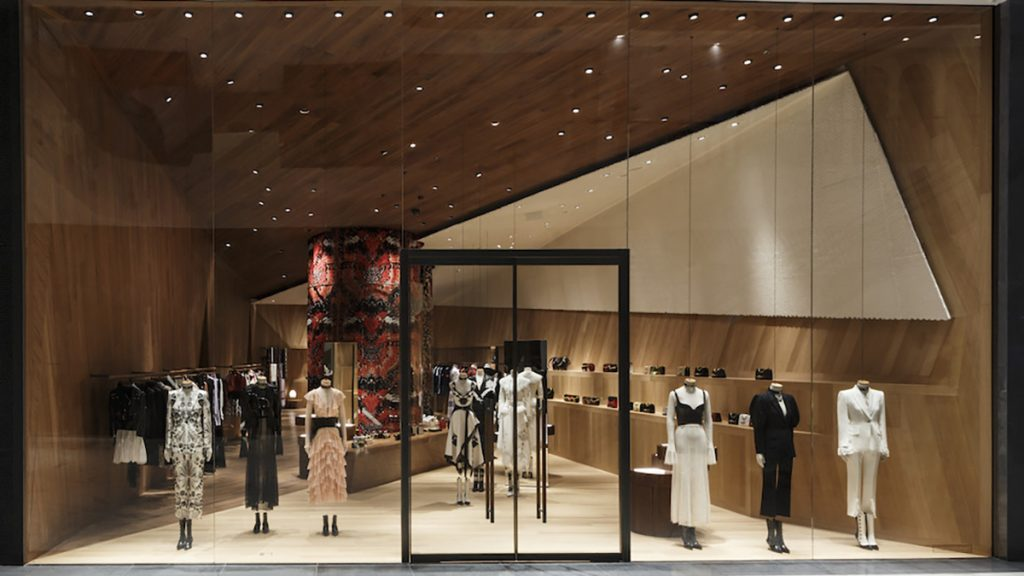 A New Identity for Alexander McQueen Takes Hold in Dubai