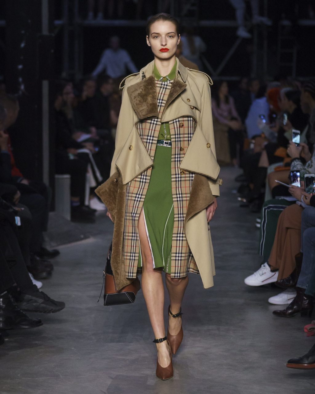 We Explore the Beautiful Contradiction That Is Burberry