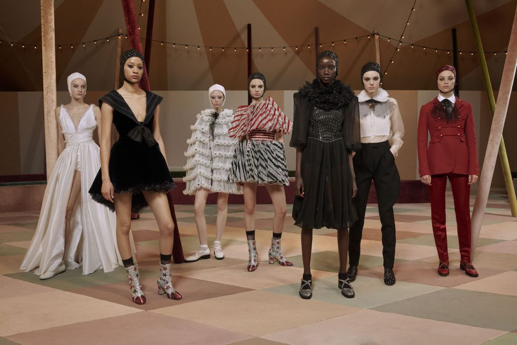 Step Right Up – The Dior Circus Is Coming to Dubai