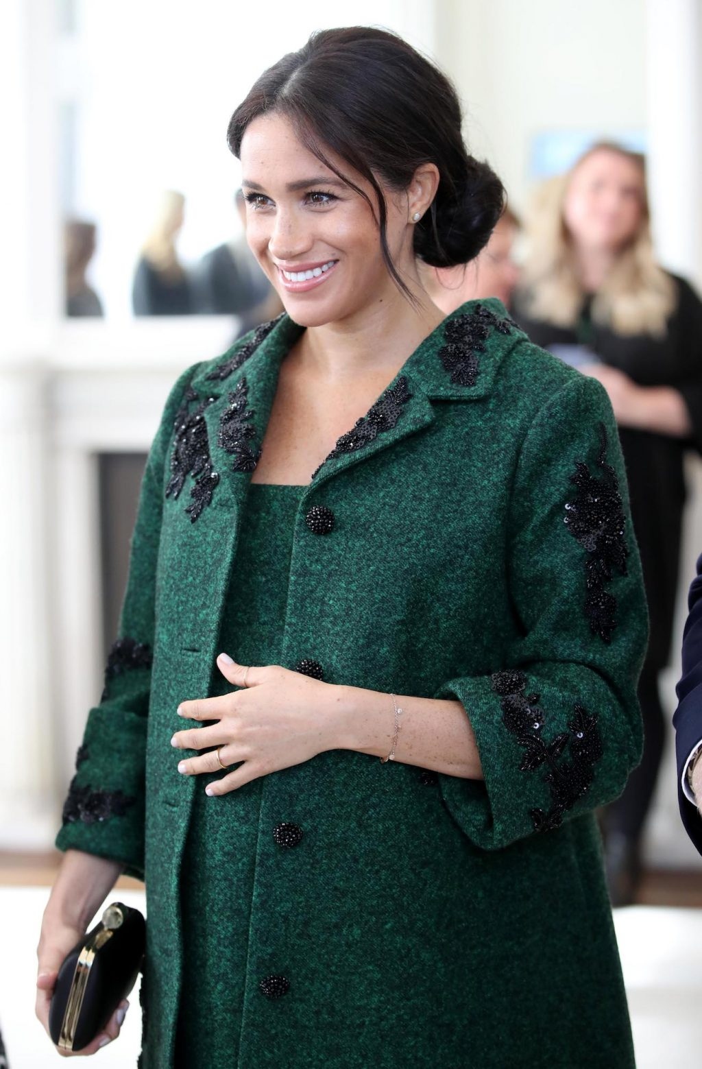 A Look Back at the Evolution of Meghan Markle's Pregnancy Style