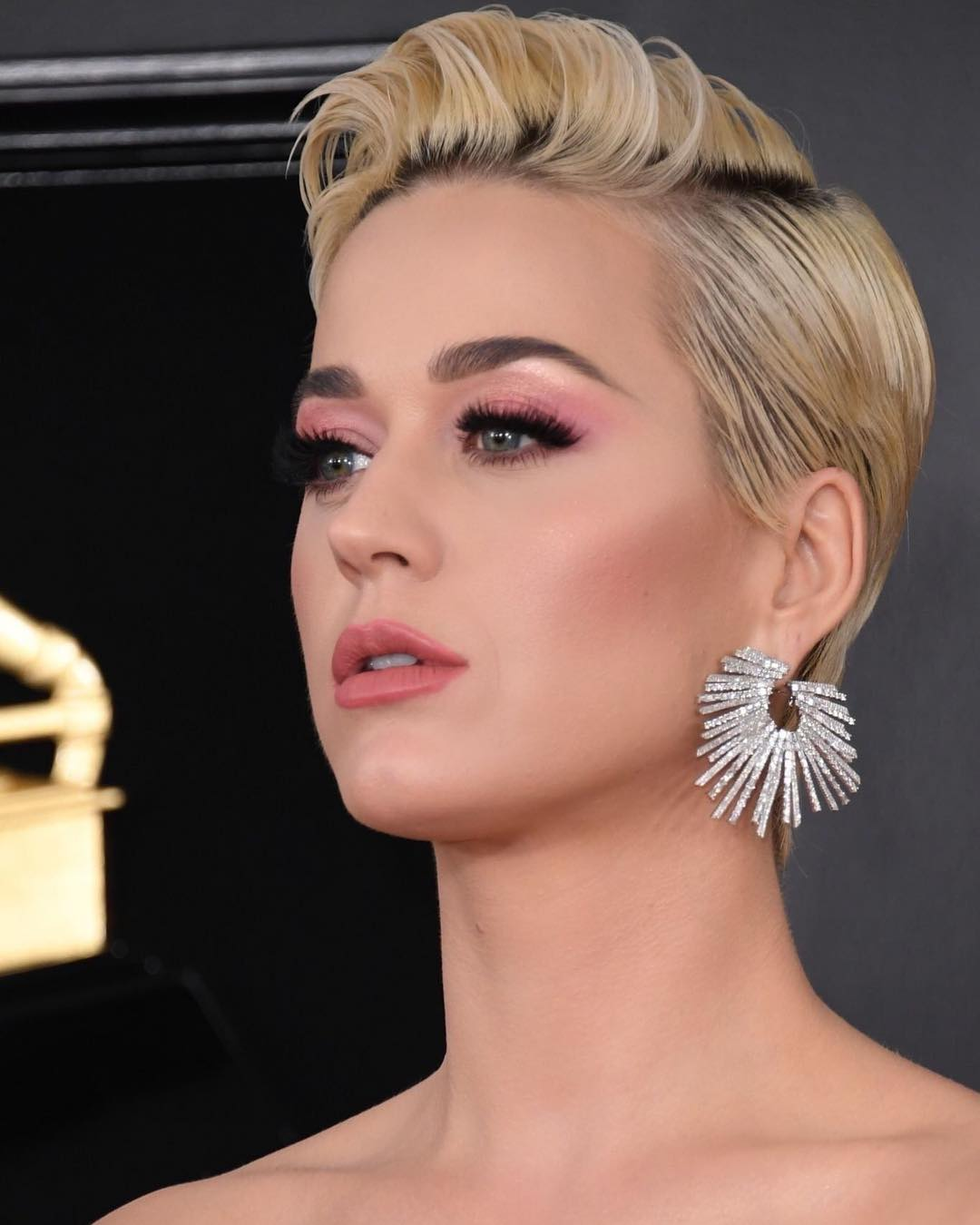Grammys 2019 Beauty katy perry