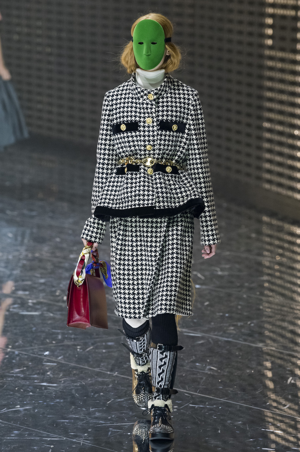 It's Fear or Be Feared in Gucci's World for Fall/Winter 2019