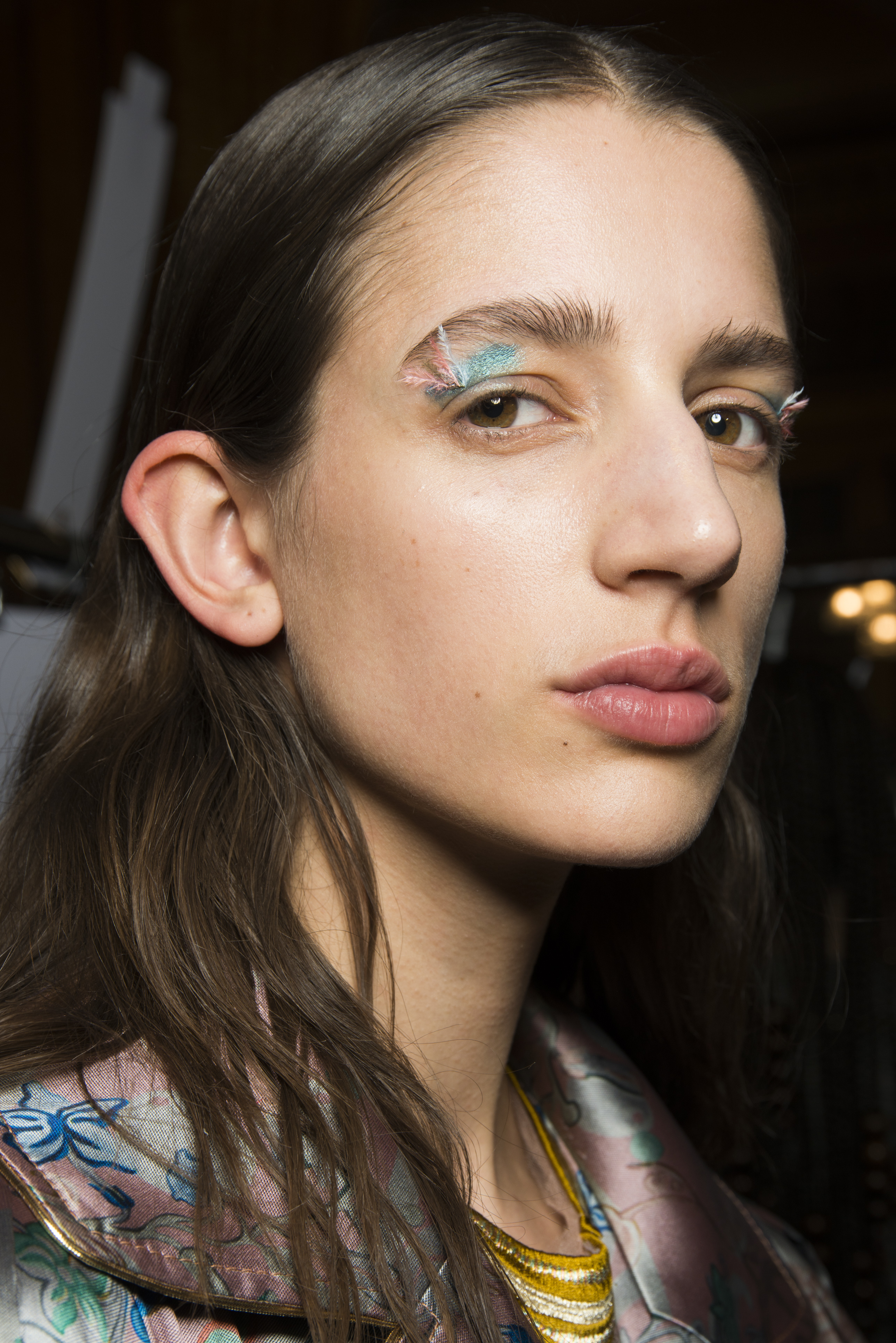 LFW FW19 Beauty Peter Pilotto