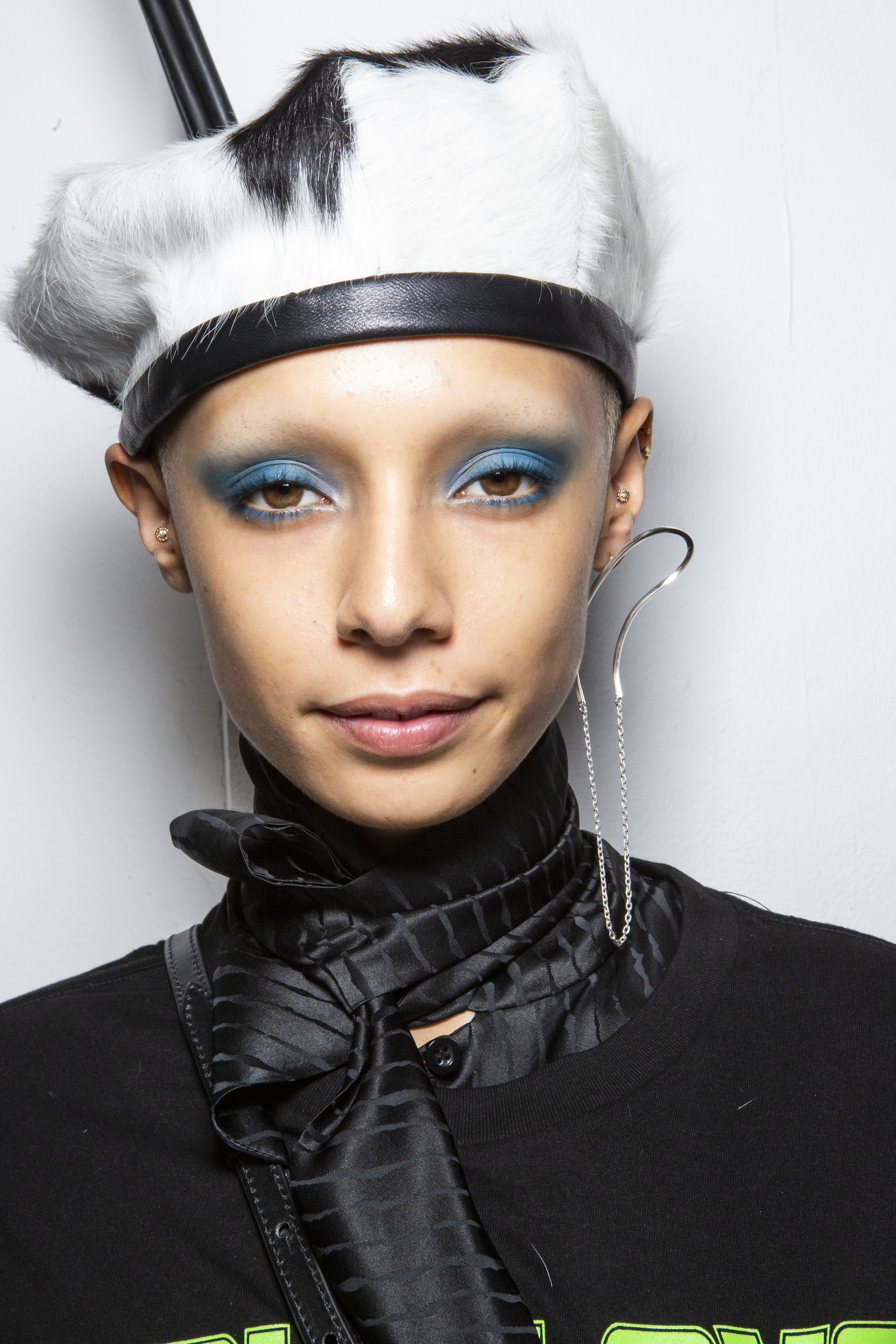 LFW FW19 beauty House of Holland