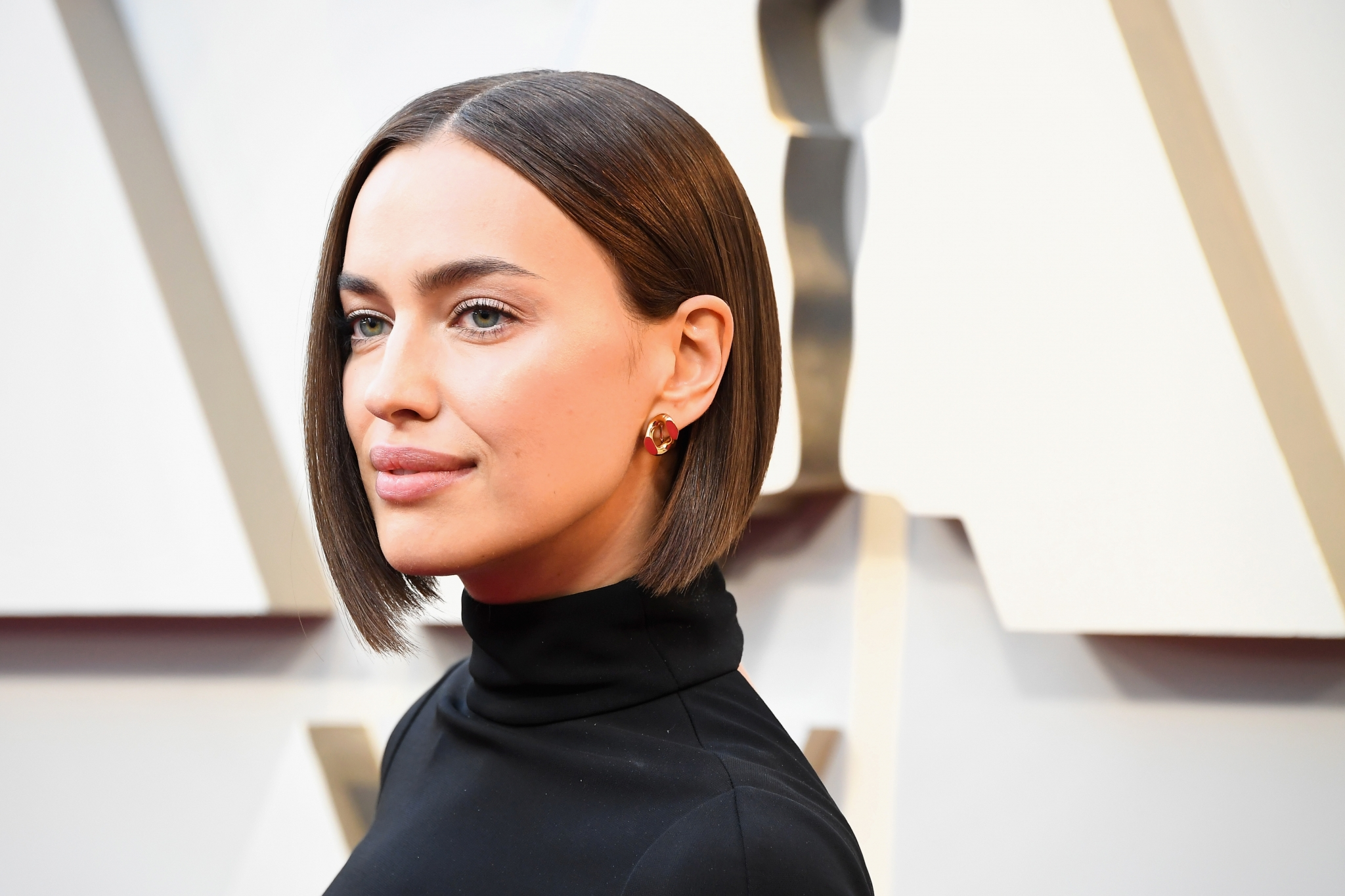 Oscars 2019 beauty irina shayk