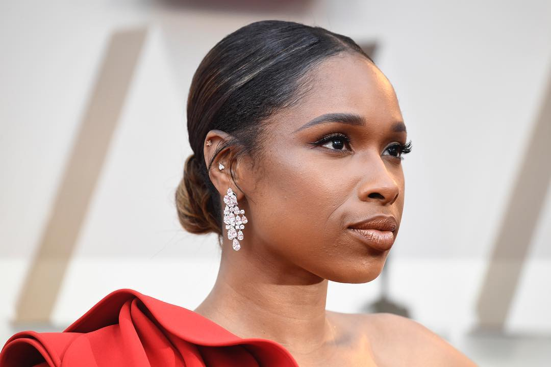 Oscars 2019 beauty jennifer hudson