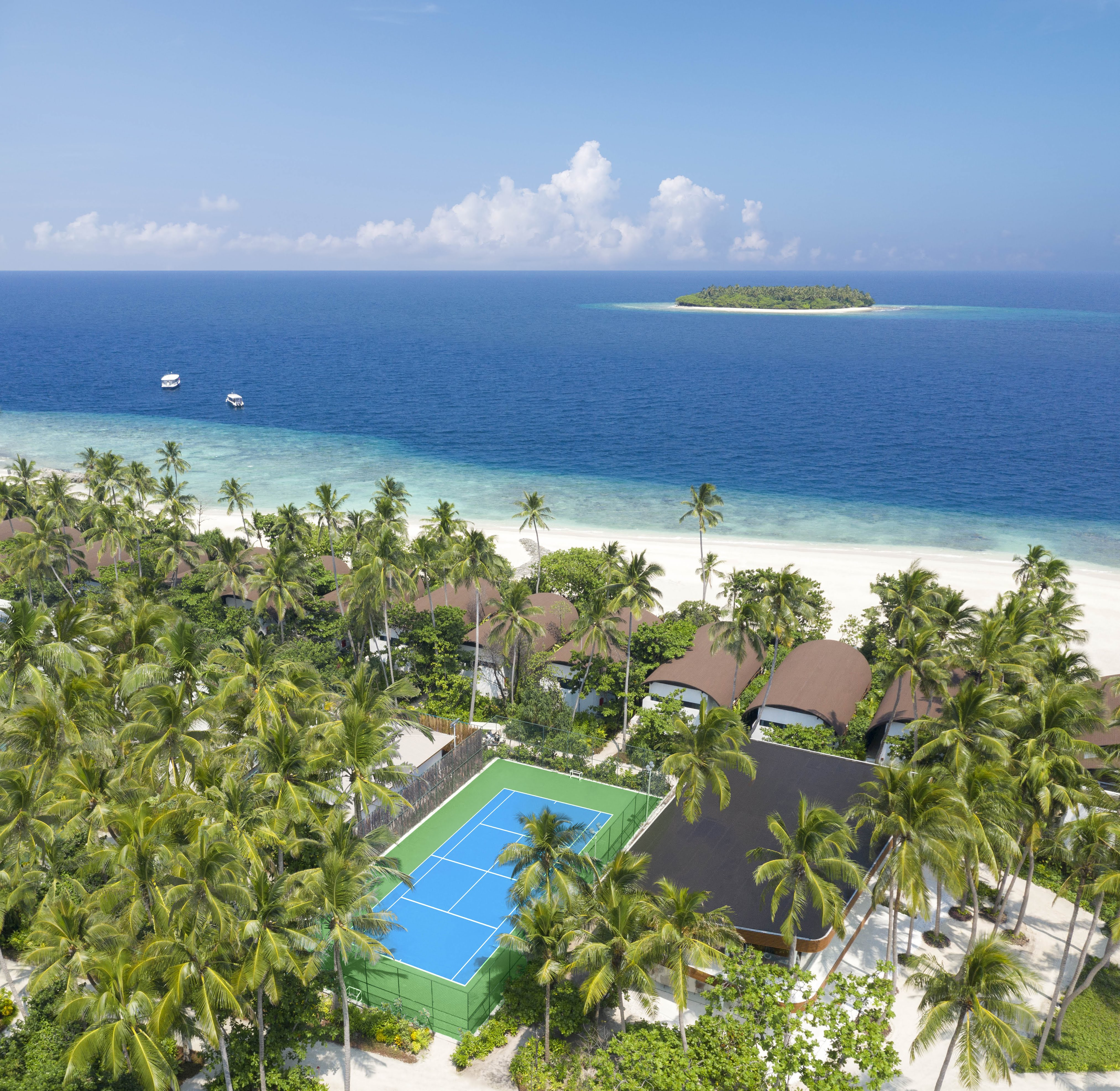 Westin Maldives activities