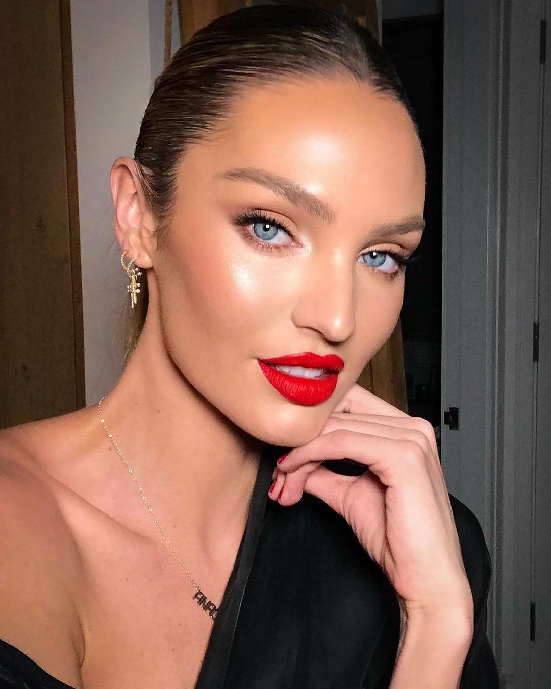 candice swanepoel beauty