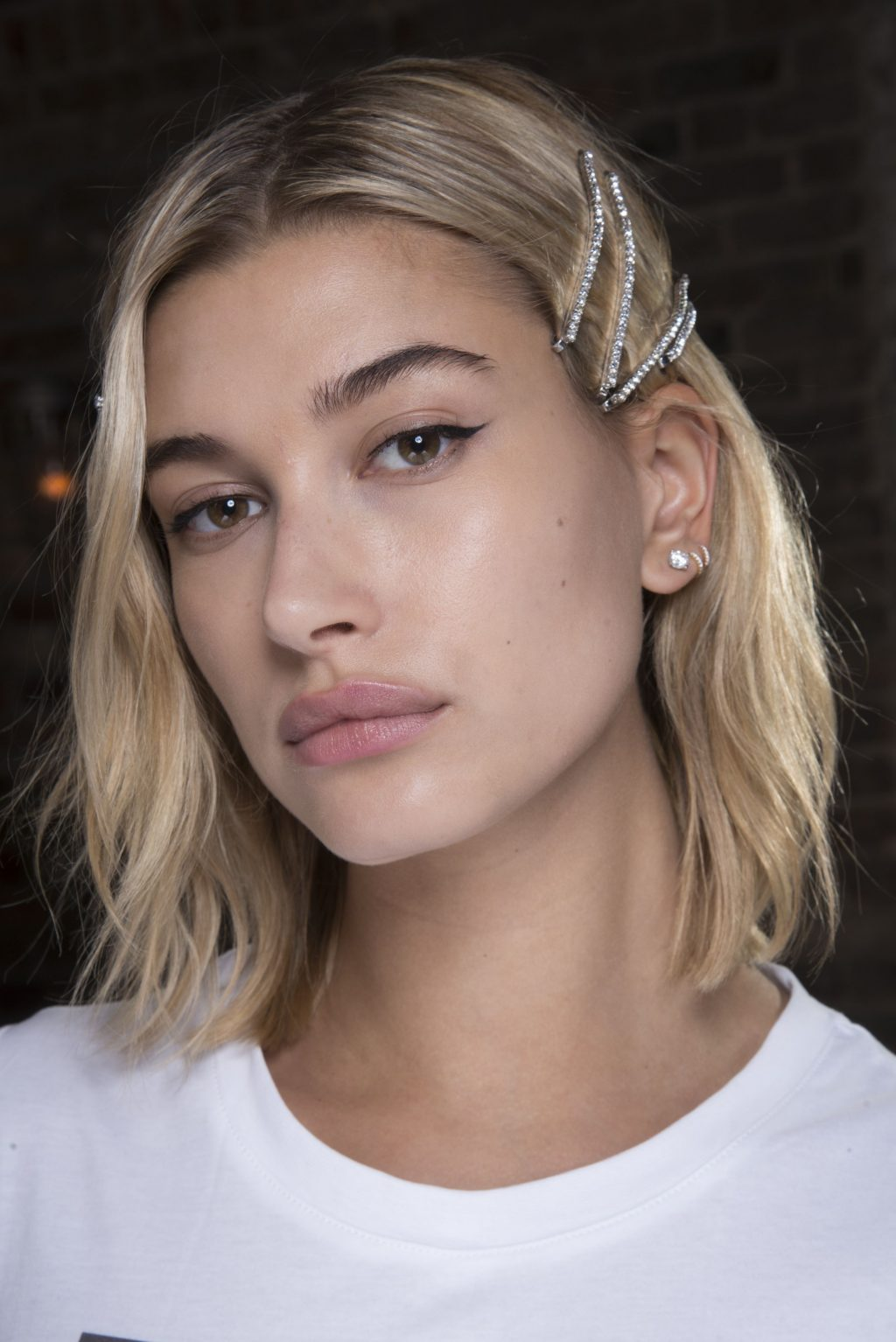 This Sparkly Trend Is About to Get All up in Your Hair